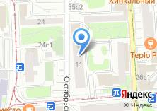 Компания «На Трифоновской» на карте