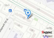 Компания «Отрадная-12» на карте