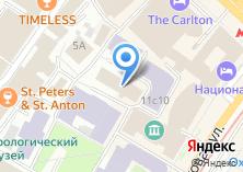 Компания «Московская городская избирательная комиссия» на карте