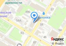 Компания «РЦ Вершина» на карте