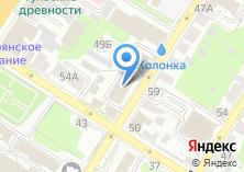 Компания «Будаев и партнёры» на карте