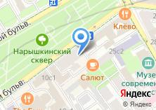 Компания «YellowDoor» на карте