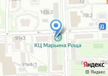 Компания «Привольная» на карте