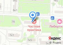 Компания «Частная практика» на карте