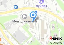 Компания «Строящееся административное здание по ул. Марьиной Рощи 17-й проезд» на карте