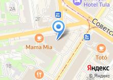 Компания «Верста» на карте