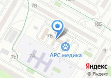 Компания «Центр образования Автошкол Столицы» на карте
