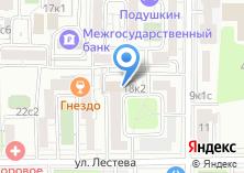 Компания «АДРА Фактор-М» на карте