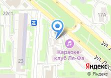 Компания «Ямал» на карте