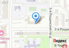 Компания «ИМИР» на карте
