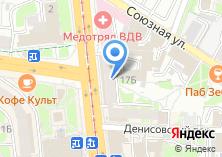Компания «Добела» на карте