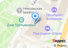 Компания «Якиманка» на карте