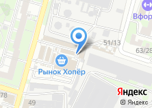 Компания «Магазин домашней одежды и текстиля» на карте