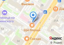 Компания «МаЛена» на карте