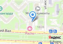 Компания «Клубный дом на Серпуховском» на карте
