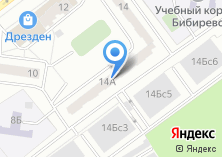Компания «Вентура» на карте
