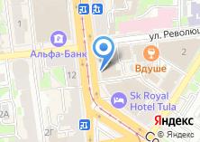 Компания «Магазин дачных домов» на карте