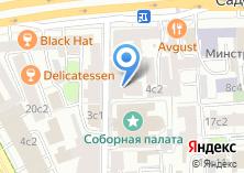 Компания «СЕО» на карте