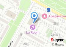 Компания «Магазин часов на проезде Якушина» на карте