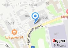 Компания «Мед ЛТО торговая компания» на карте