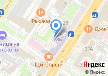 Компания «МнеОхота» на карте