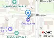 Компания «AGORA» на карте