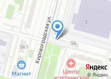 Компания «Кировоградский» на карте