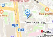 Компания «Салон Путешествуй» на карте