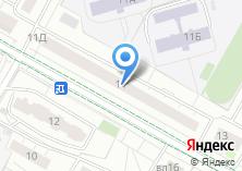 Компания «Ремонт окон» на карте