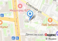 Компания «Ландшафтная студия Георгия Тихонова» на карте