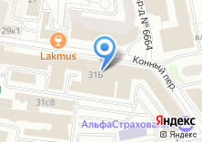 Компания «АМТ груп телеком» на карте