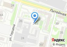 Компания «Покрас-Сервис» на карте