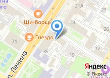 Компания «Тату-студия на ул. Каминского» на карте