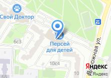 Компания «Танцевальный мир» на карте
