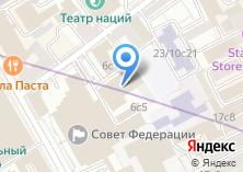 Компания «Мосгоркасса.ru» на карте