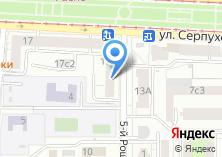 Компания «Колледж» на карте