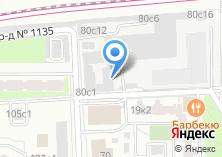 Компания «Mikado-shop.ru» на карте