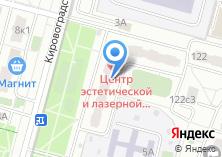 Компания «ТЭК-СервисСтрой» на карте