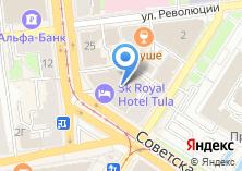 Компания «Savatdi Spa» на карте