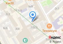 Компания «Росинвент» на карте