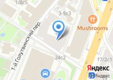 Компания «Кабинет пластической хирургии» на карте