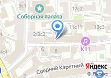 Компания «Против часовой» на карте