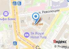 Компания «Бук» на карте