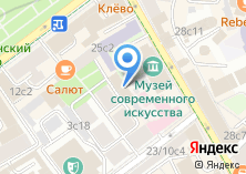 Компания «Бюро Паркета магазин напольных покрытий» на карте
