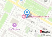 Компания «Массаж Отрадное» на карте