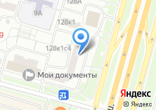 Компания «Почтовое отделение №117587» на карте