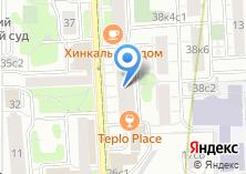 Компания «Билдинг Констракшн» на карте