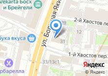 Компания «МосАвтоЮрист» на карте