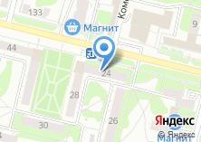 Компания «Шарм» на карте