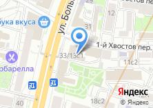 Компания «АрхМедиа» на карте